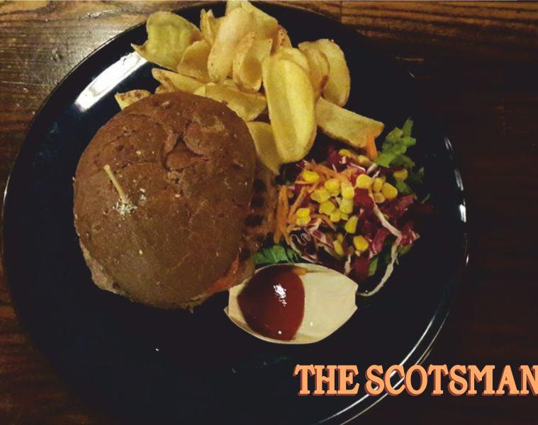THE SCOTSMAN PUB offerta cucina tipica scozzese - promozione hamburger e birre alla spina