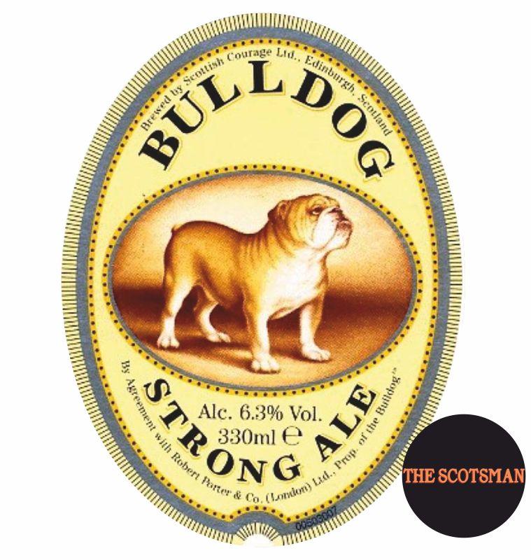 THE SCOTSMAN PUB offerta bulldog strong ale birra - promozione birreria birre artigianali