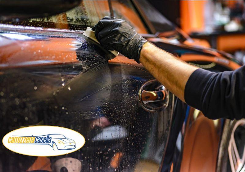 CARROZZERIA CASELLA offerta lavaggio auto - promozione pulitura autoveicolo