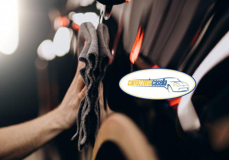 CARROZZERIA CASELLA offerta lavaggio professionale automobile bovisasca zona milano nord