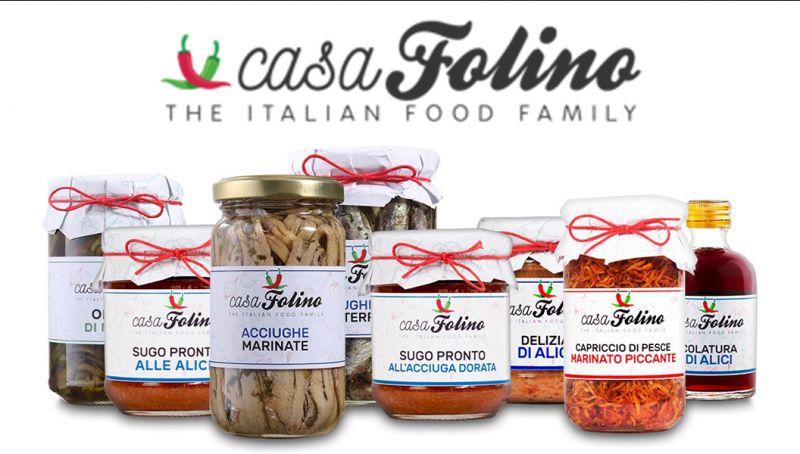 Offerta prodotti ittici calabresi - offerta carpaccio piccante calabria - acciughe calabresi