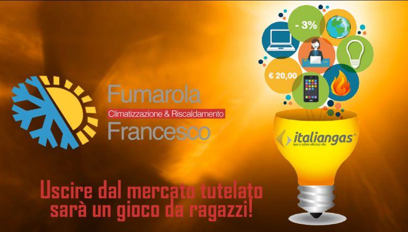 Offerta consulenza gratuita italiangas taranto - offerta luce e gas mercato tutelato taranto