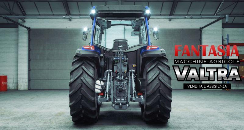 FANTASIA OZIERI  - offerta vendita assistenza macchine agricole Valtra Sardegna