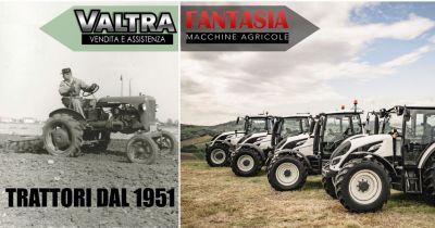 fantasia ozieri offerta vendita assistenza macchine agricole valtra sardegna