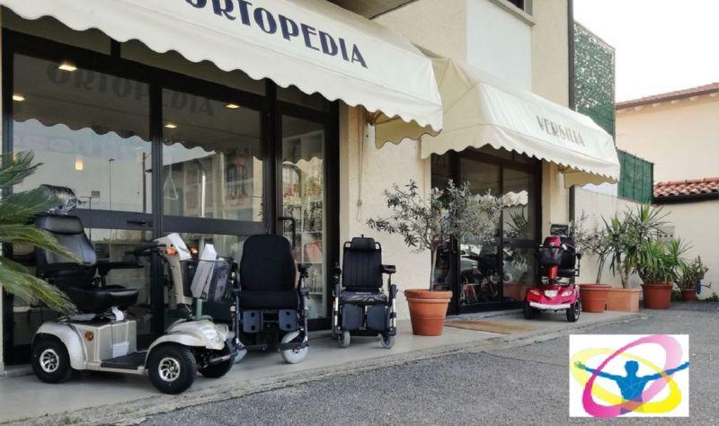 ORTOPEDIA VERSILIA - offerta articoli ortopedici e sanitari viareggio
