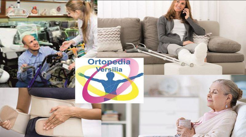 ORTOPEDIA VERSILIA - occasione vendita articoli sanitari e ortopedici Lucca