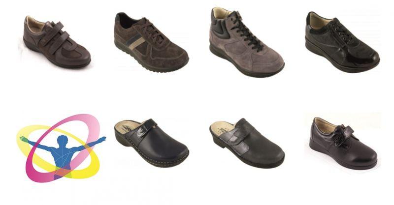 promozione vendita calzature ortopediche e porta plantari per donna Lucca