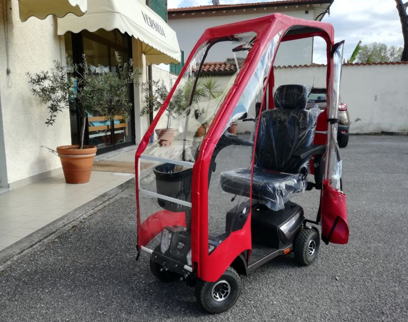 Scooter elettrico per anziani e disabili- Ortoausili