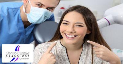 offerta protesi dentali definitive a carico immediato sassuolo occasione dentista a sassuolo