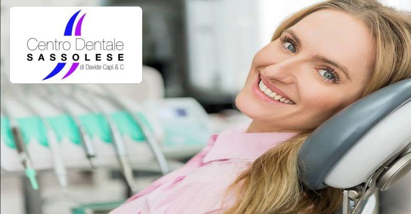 CENTRO DENTALE SASSOLESE offerta sbiancamento denti - occasione centro odontoiatrico a Sassuolo