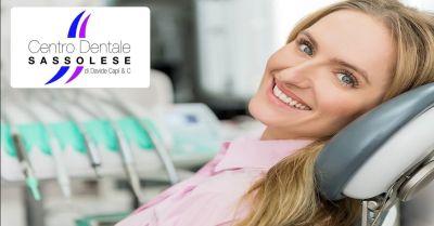 centro dentale sassolese offerta sbiancamento denti occasione centro odontoiatrico a sassuolo