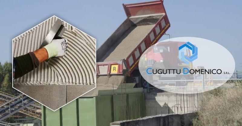 Impresa di costruzioni Cuguttu Domenico Benetutti - offerta rivendita materiali edili