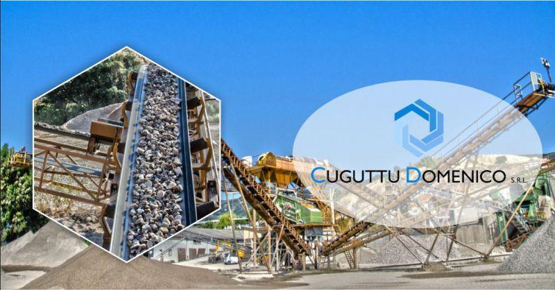 Cuguttu Domenico Benetutti - offerta vendita e produzione materiali inerti