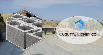 cuguttu domenico benetutti offerta vendita produzione manufatti cemento armato certificati ce