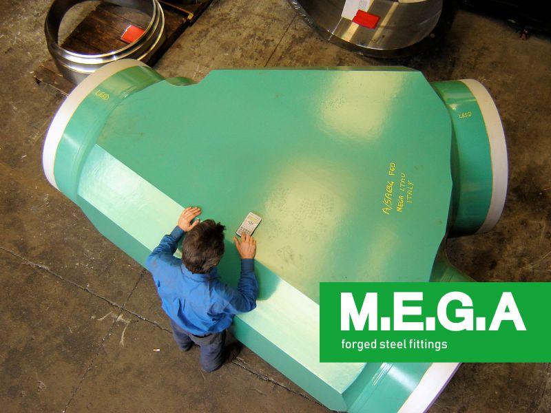 MEGA spa offerta heavy wall fittings - promozione raccordi ad elevato spessore