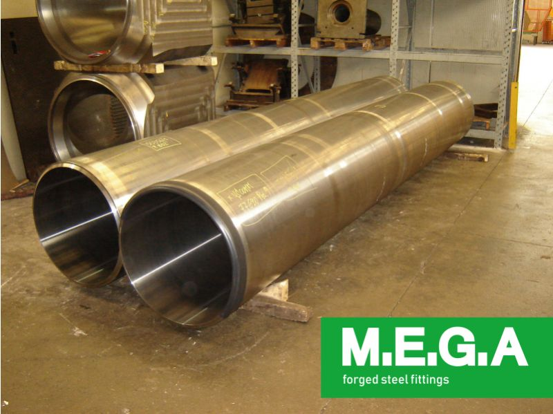 MEGA spa offerta seamless pipes - promozione tubi senza saldature