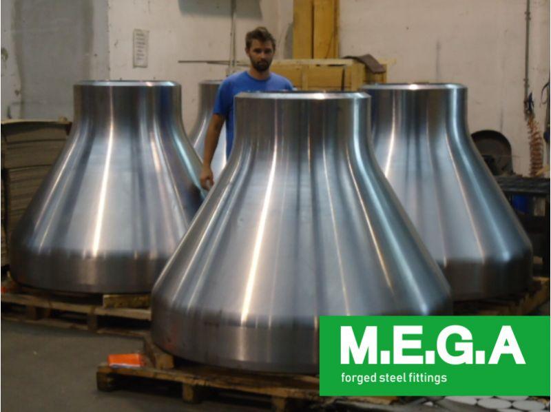 MEGA spa offerta prodotti per istallazioni sottomarine - promozione raccordi settore chimico
