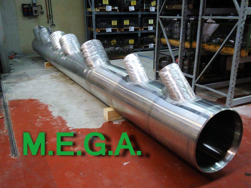 MEGA spa offerta saldatura guarnizioni metalliche – promozione placcatura di prodotti metallici
