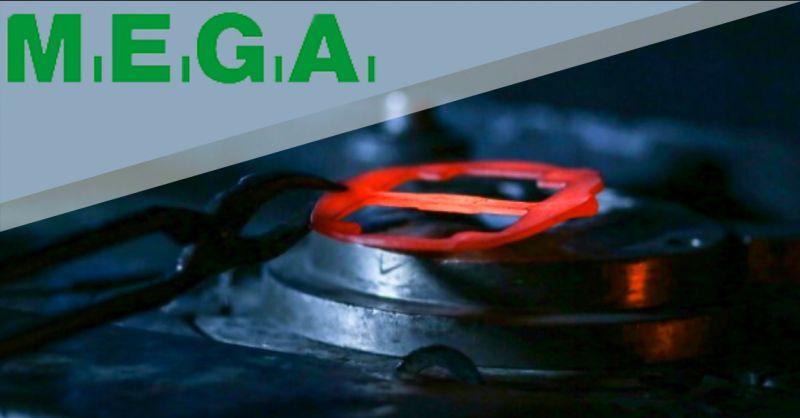 MEGA - Offerta forgiatura raccordi e trattamento termico