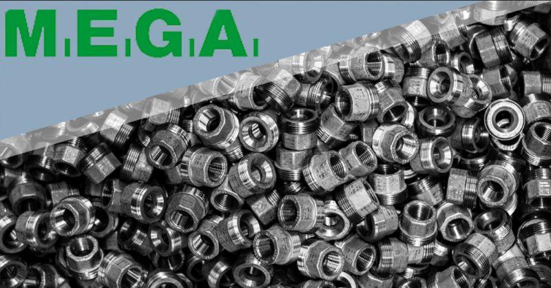 MEGA - Offerta produzione raccordi spessore elevato