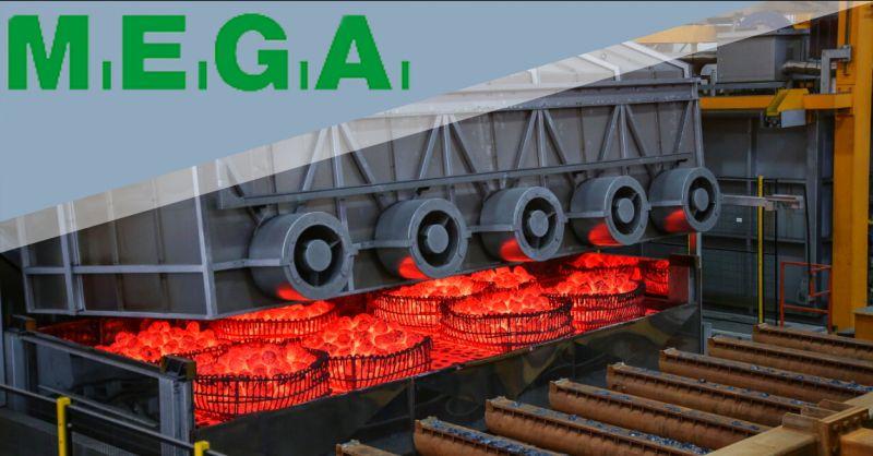 MEGA - Offerta produzione forgiati