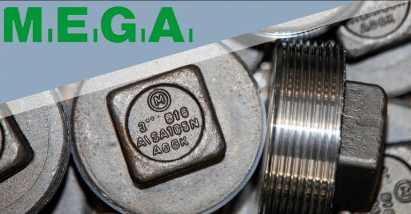 MEGA - Offerta raccorderia metallica