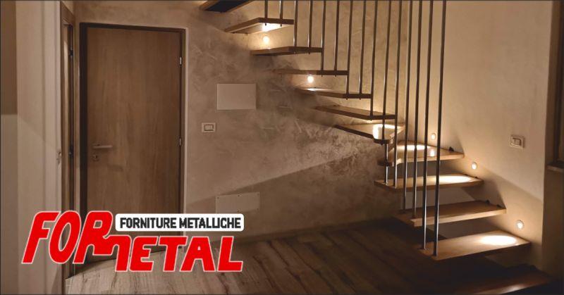 for.metal offerta realizzazione scale - occasione montaggio scale interne perugia