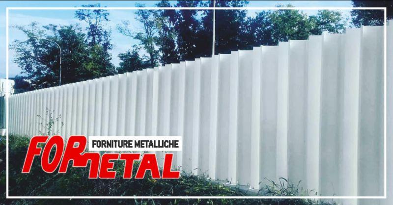 for.metal offerta realizzazione recinzione in ferro - occasione infissi in ferro perugia