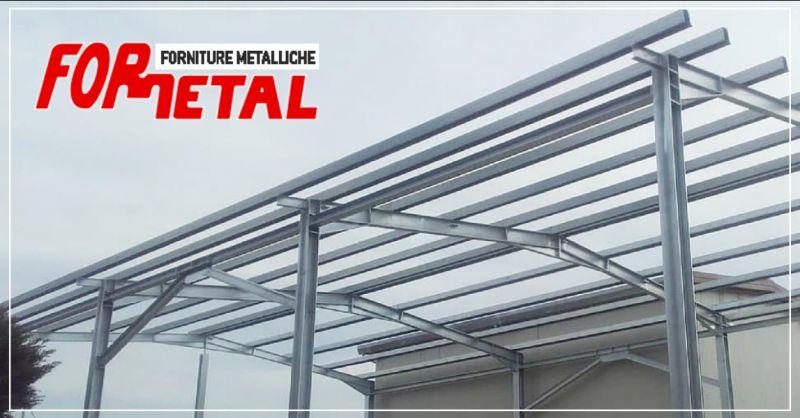 offerta realizzazione strutture in ferro - occasione montaggio pareti in ferro perugia