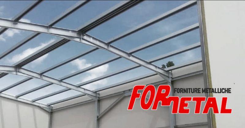 for.metal offerta strutture in acciaio - occasione lavori in ferro battuto perugia