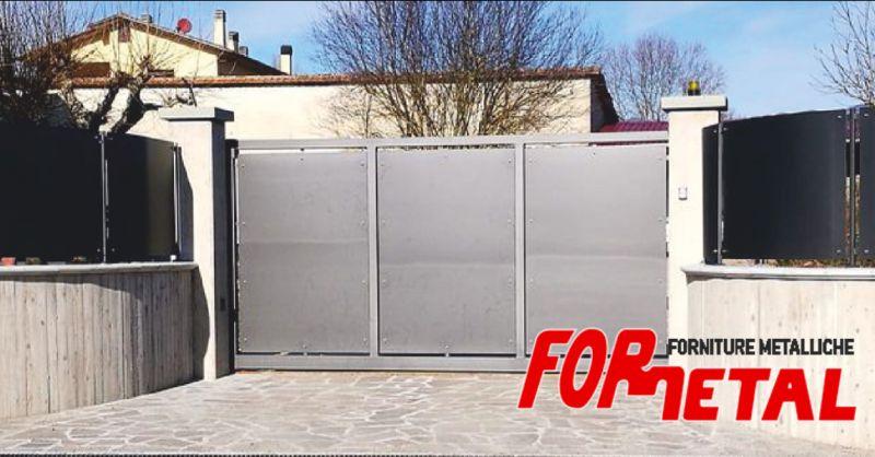 for.metal offerta cancelli in ferro - occasione realizzazione recinzioni in ferro perugia