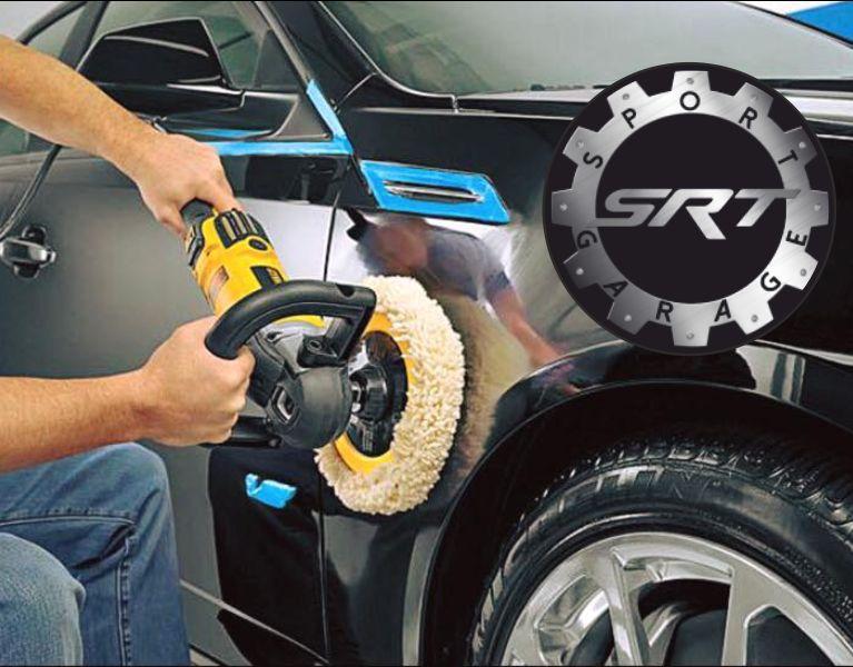 SRT SPORT GARAGE offerta riparazioni carrozzeria auto - promozione ripristino ammaccature auto