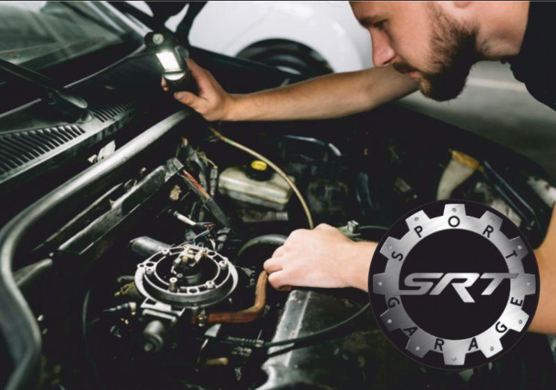 SRT SPORT GARAGE offerta manutenzione auto- promozione controlli periodici autovettura