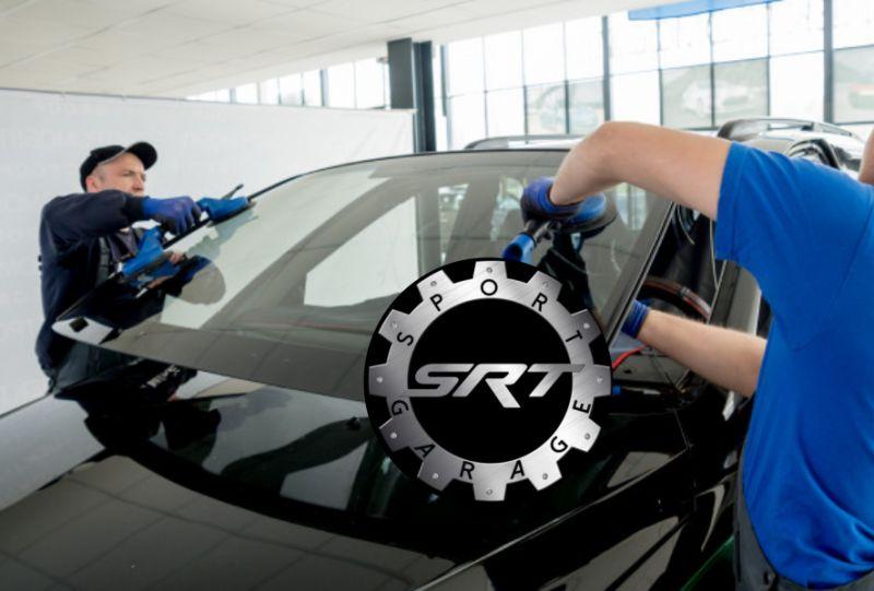 SRT SPORT GARAGE offerta riparazione cristalli auto – promozione sostituzione vetri automobili