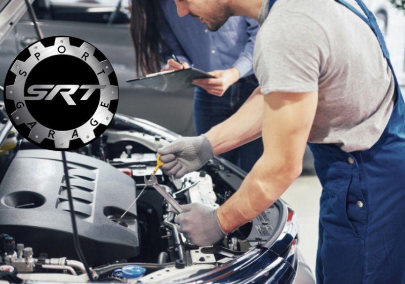 SRT SPORT GARAGE offerta tagliando automobile cerro maggiore - promozione manutenzione veicoli