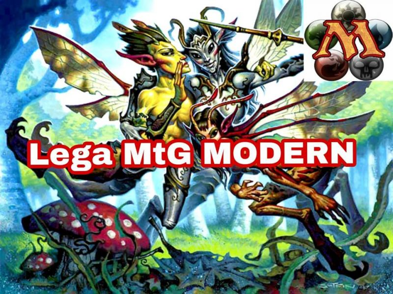 OFFERTA CARTE MAGIC - PROMOZIONE EVENTO TORNEO MAGIC MODERN