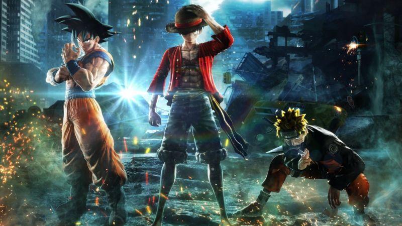 Neko Shop videogiochi - offerta videogames - promozione Jump Force