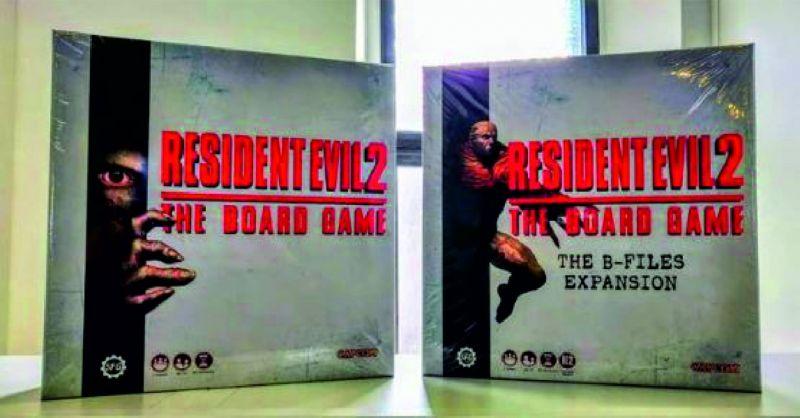 giochi da tavolo neko shop - offerta resident evil - promozione boardgames