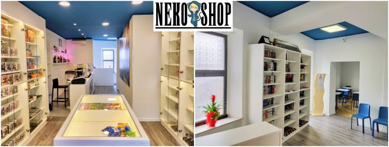 Neko Shop offerta videogiochi - promozione giochi da tavolo Macerata
