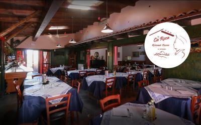 ristorante pizzeria ca rossa offerta organizzazione eventi promozione feste di compleanno