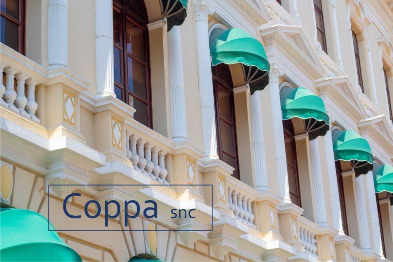 COPPA TENDAGGI offerta riparazione tende da sole - promozione manutenzione tende da sole