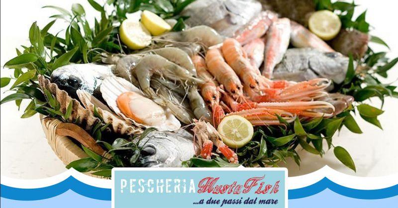 offerta Pescheria pesce fresco a domicilio Roma - occasione ingrosso pesce fresco porta di Roma
