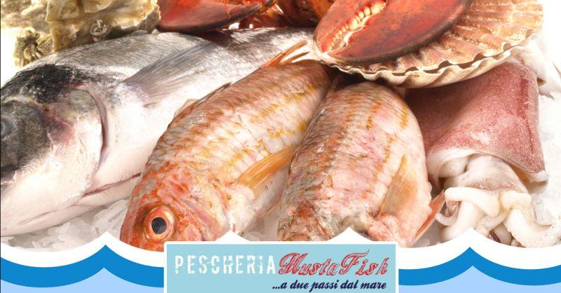 Mustafish offerta ingrosso prodotti ittici Roma - occasione vendita pescato di giornata Roma