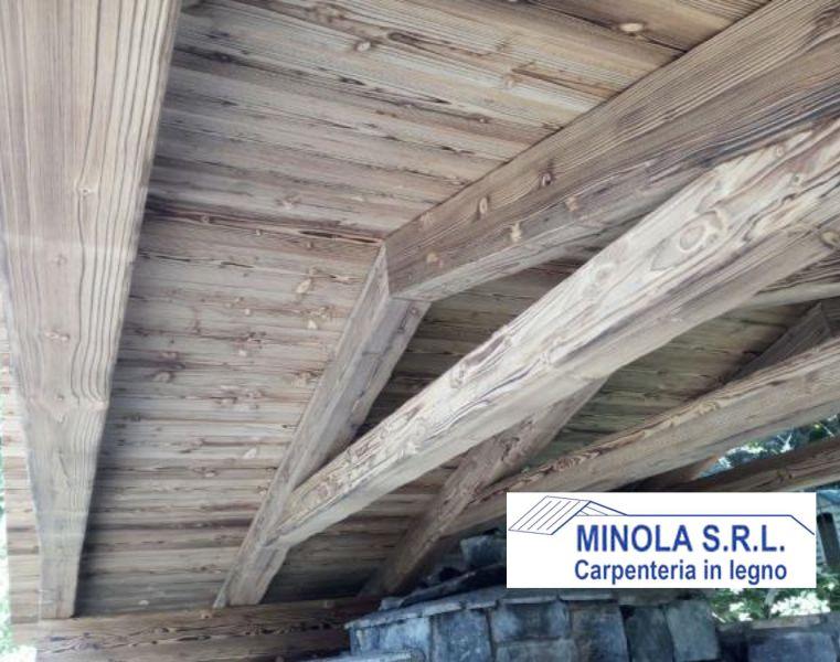 MINOLA SRL offerta rifacimento tetti-promozione ristrutturazione travi in legno