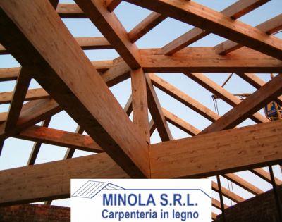 minola srl offerta realizzazione tetti coibentati promozione rifacimenti tetti in legno