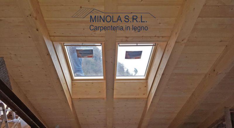 MINOLA SRL offerta installatori autorizzati velux - progettazione finestre a soffitto