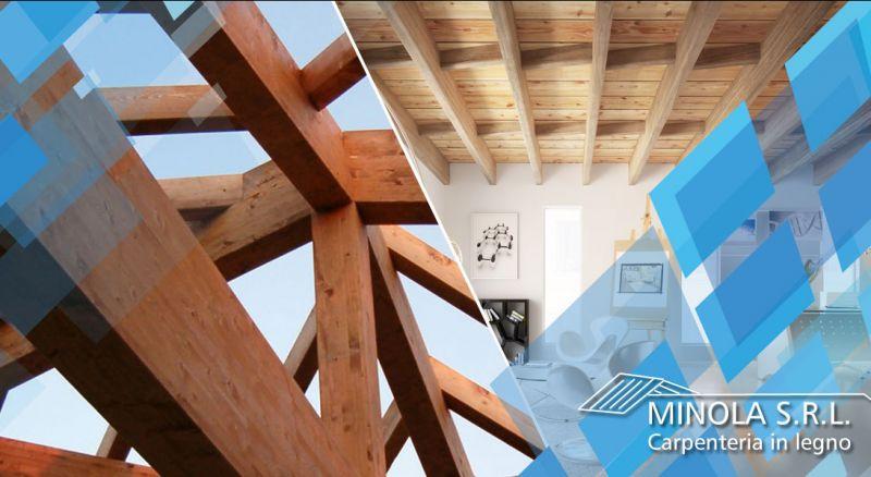 Carpenteria Minola - offerta progettazione e costruzione tetti e solette in legno como - occasione realizzazione tetti in legno su misura como