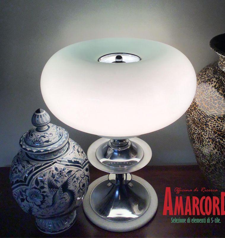 AMARCORD offerta lampada da tavolo anni 60 70 - promozione complementi d arredo vintage origina