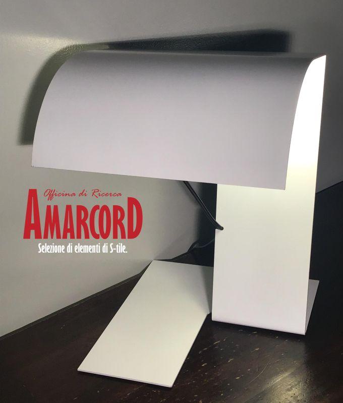 AMARCORD offerta lampada da tavolo blitz di trabucchi vecchi e volpi - promo lampada stilnovo