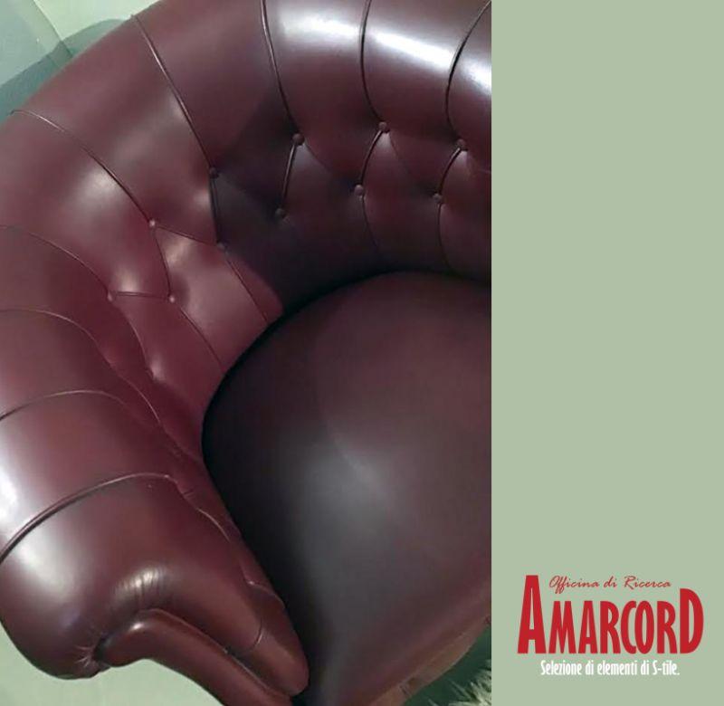 AMARCORD offerta poltrona frau fumoir - promozione poltrona di design 1929